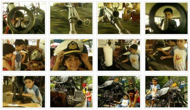 Día de los militares en San Salvador, El Salvador