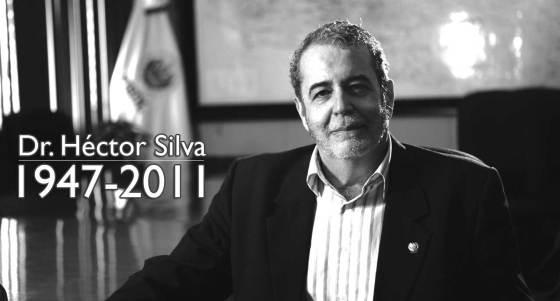 Fallece Héctor Silva Argüello, presidente del FISDL