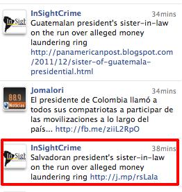 Hermana de presidente de El Salvador acusada de lavado de dinero
