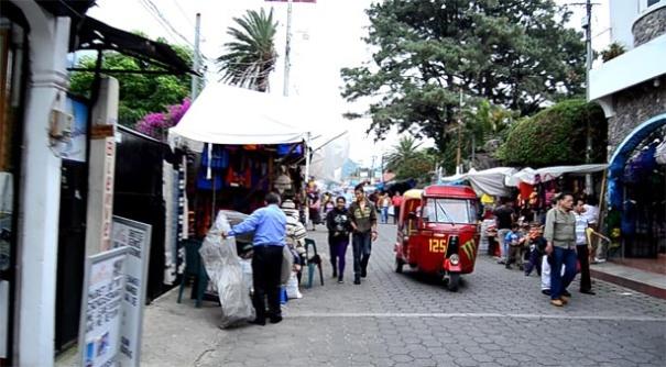 calle panajachel