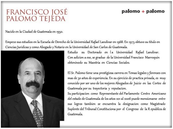 matan a abogado de efrain rios montt guatemala