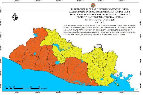 Alerta en El Salvador por tormenta Selma.jpg